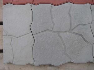 Квадрат 30+30+4 см  «Дикий камень»