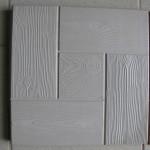 Квадрат «ДОСКА КАЛИФОРНИЯ» 30х30х3 см серый