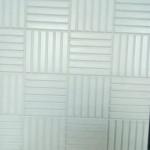 Квадрат «ПАРКЕТ» 30 х 30 х 3 см серый